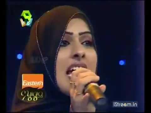 Sajila Salim Arabic Song👌