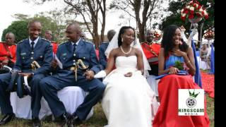 Bridget weds Capt Mutuku, Military Wedding Photos Slideshow by KingsCam Media