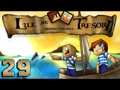 L'île au Trésor II : Décollaaaaage ! | 29 - Minecraft