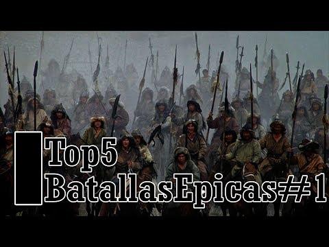 Top 5 Las Batallas Más Epicas Del Cine.