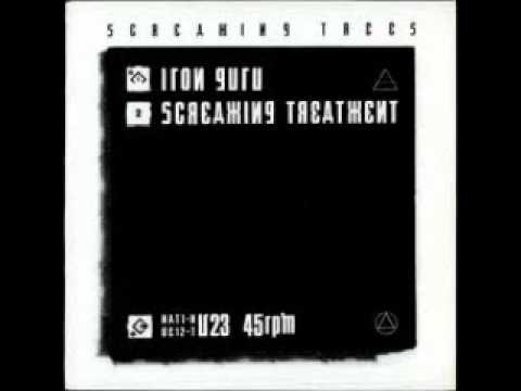 THE SCREAMING TREES  - SCREAMING TREATMENT  1987
