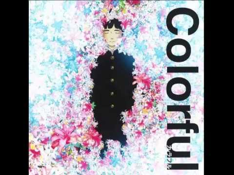 Colorful OST - Tegami Haikei Juugo No Kimi He