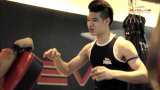 Evolve MMA | Student of the Month: 18 year old Hsien Hwee