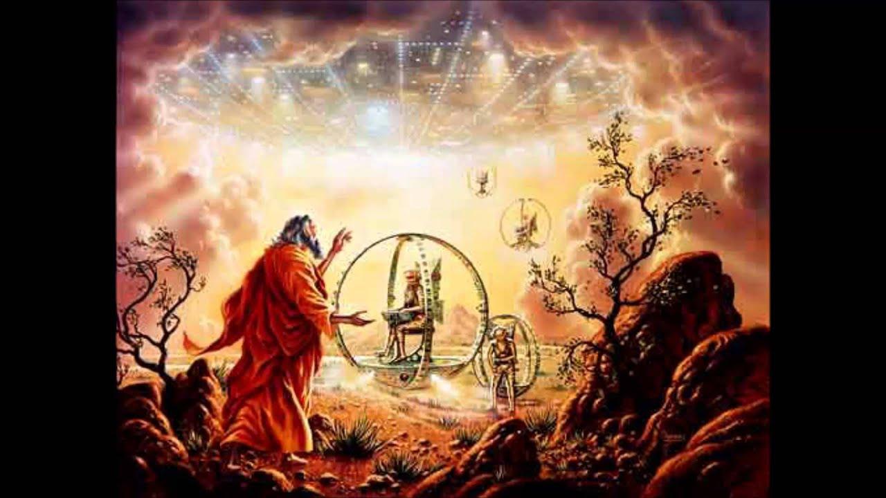 ezekiels wheel two spokes to every story youtube