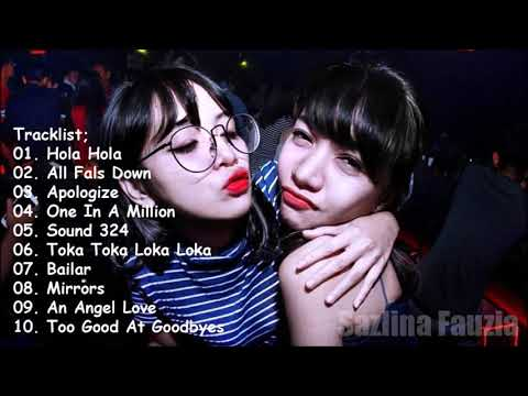 DJ HOLA HOLA LADIES NIGHT BREAKBEAT REMIX 2018