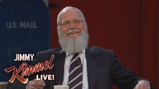 David Letterman Reveals What He Misses Most About Late-Night