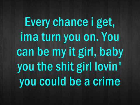 It Girl   Jason Derulo   Lyrics