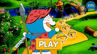 Trò chơi Doremon thổ dân phiêu lưu -  cu lỳ chơi game super doramon adventure