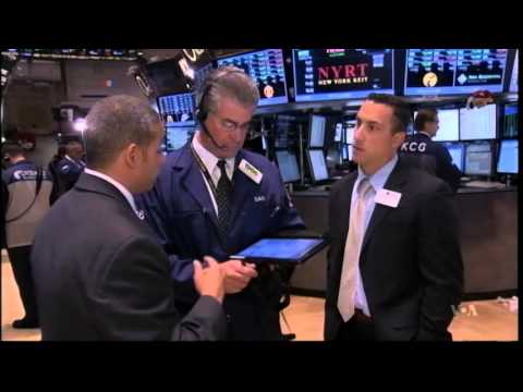 US Stocks Drop Sharply Amid Global Growth Concerns