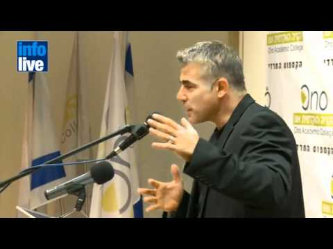 Yair Lapid in Knesset?