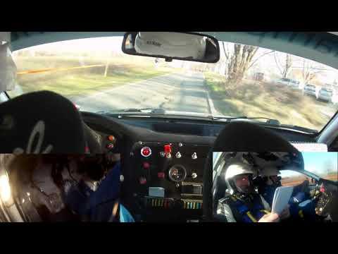 Szilveszter Rallye 2019 -  Kailbach G. - Penge B.- SS3 (Ring külső)