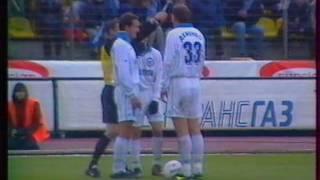 """4 гола за 6 минут ( """"Зенит"""", 2001 год )"""