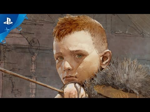 God of War - A Call From the Wilds at PSX | PS4 thumbnail