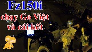Cuốc Go Việt đầu tiên chạy Moto cho nó máu - Xe Ôm Vlog