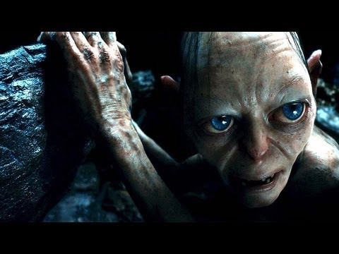 The Hobbit Full Length Trailer # 2 HD