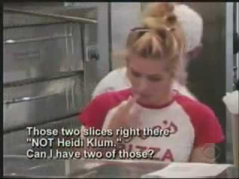 Heidi Klum - I Get That A Lot CBS