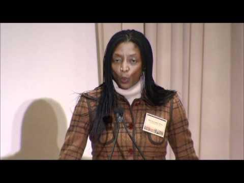 Morning keynote: Nku Nyembezi-Heita, CEO, Arcelor Mittal South Africa
