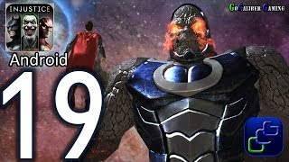 Injustice: Gods Among Us Android Walkthrough - Part 19 - Battle 29-30
