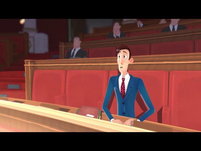 POLITIQUE-MENT CORRECT (Court métrage Animation 3D - Bellecour Ecole) thumbnail