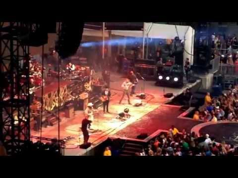 Zac Brown Band at Forest Hills - Foo Fighters Times Like These