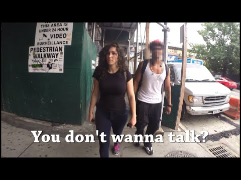 10 Hours Of Walking In Nyc As A Woman video