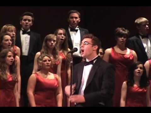 Northville High School Chorale - What I Did For Love
