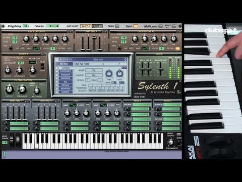 The Petti Test Ep.6: Sound Design w/ Sylenth1 VST + Ableton Live (Guest: Zac Baird, KORN)