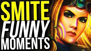 ARTIO IS MY NEW FAVORITE GUARDIAN! (Smite Funny Moments)