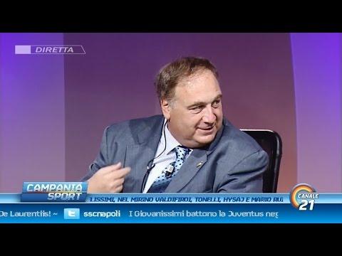 Chiariello spiega come ha fatto lo scoop su Sarri al Napoli - CS 07/06/15