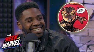 Which Marvel Character Would Ron Funches Take on a Comedy Tour? | This Week in Marvel