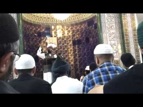 Hai chathi aaj KHWAJA Piya ki By Qari Rizwan Sahab uk 27 may...