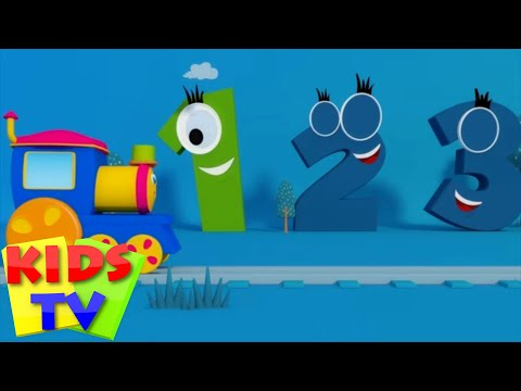 number song | bob number song | number train | 123 song | 1 to 10 song | numbers rhymes