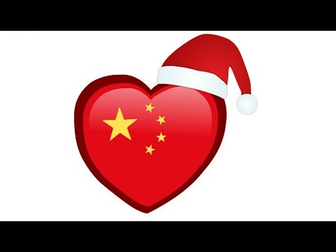 How To Celebrate Christmas in CHINA
