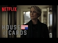 House Of Cards   Scarf   Season 4 [HD]   Netflix