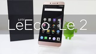 LeEco Le 2 Smartphone Unboxing & Overview (Indian Unit)