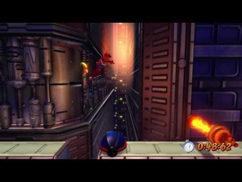 Crash Bandicoot N. Sane Trilogy Future Frenzy Gold Relic