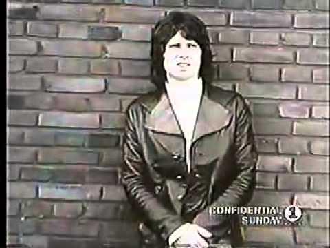 Jim Morrison - VH1 Confidential Segment