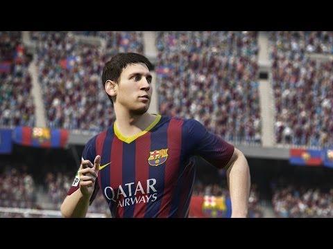 FIFA 15 Gameplay Trailer