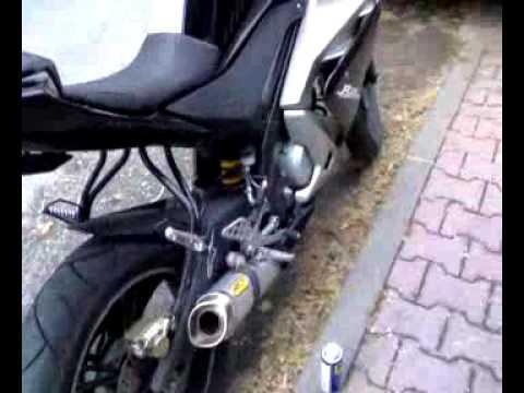 Yzf R125 Mods Yamaha Yzf-r125 Arrow Exhaust