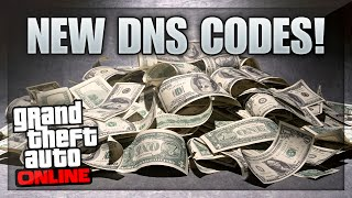 GTA 5 Online NEW DNS CODES BACK! (GTA 5 Unlimited Money, Snow Back, & More) UNDETECTABLE DNS CODES!