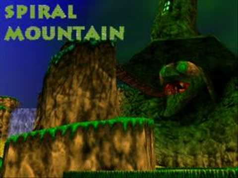 Banjo-Kazooie Music: Spiral Mountain