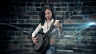 "Janna Kim - ""Mountain Stream"" (new banjo music video!)"