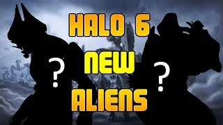 Halo 6 New Aliens , Covenant Part1