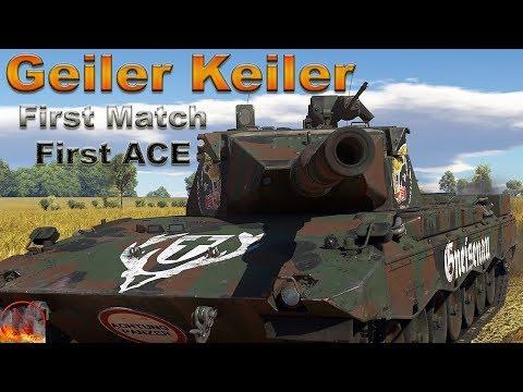 WT    Leopard 2K - Biased German Glass Cannon thumbnail