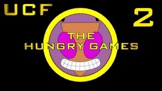 ZIM vs BEN10! FINN and FIONNA meet SONIC and TAILS!  - UCF: The Hungry Games Part 2