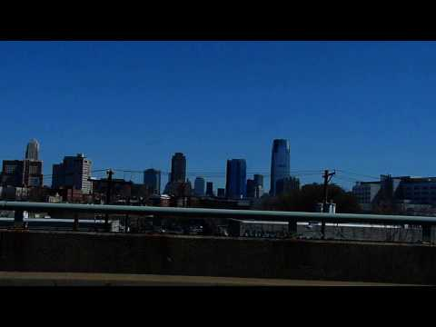 Panasonic Lumix DMC FZ28 HD Movie Test New Jersey-New York