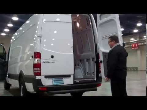 2013 Sprinter Walkaround-Oklahoma City
