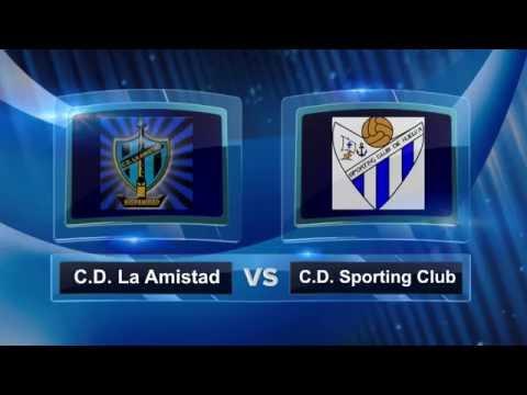 23º Partido entre C.D. La Amistad & C.D. Sporting Club