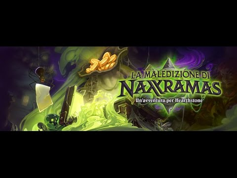 #1. Hearthstone Heroes of Warcraft: Naxxramas Eroica First Try (Ala Aracnidi)