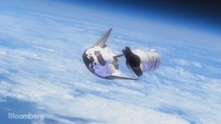 Dream Chaser Spacecraft Extended Free Flight